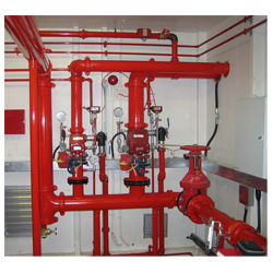 Fire Fighting Systems, Fire Security Systems, Fire Hydrant Systems