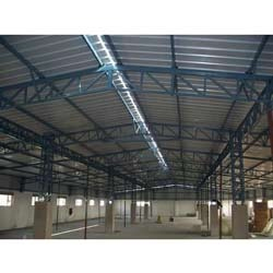 Industrial Shade Fabrication