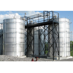 Industrial Tank Fabrication